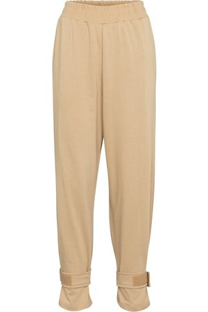 Frankie Shop Mujer Pantalones y Leggings - Cuffed cotton terry trackpants