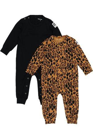 Mini Rodini Sets de ropa - Baby set of 2 onesies