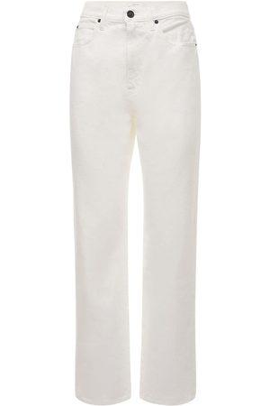 """SLVRLAKE Jeans """"charlotte"""" Con Cintura Alta"""