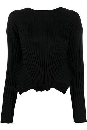 Stella McCartney Mujer Suéteres - Suéter tejido de canalé