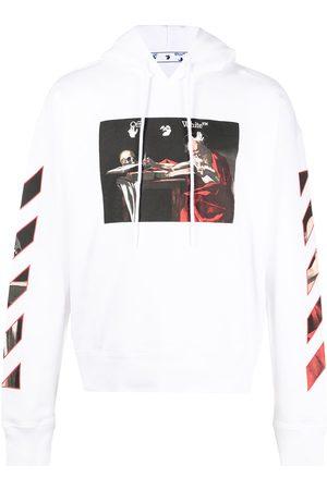 OFF-WHITE Hombre Con capucha - Caravaggio print hoodie