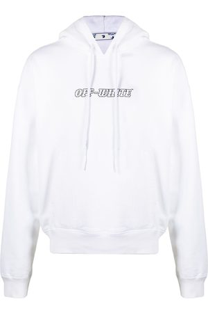 OFF-WHITE Hombre Con capucha - Pascal Painting logo-print hoodie