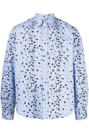 Kenzo Hombre Camisas - Camisa con estampado abstracto