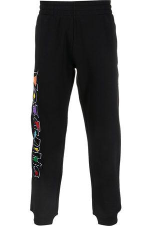 Moschino Hombre Pantalones y Leggings - Pants con aplique del logo