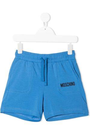 Moschino Kids Niño Bermudas - Shorts de tejido jersey