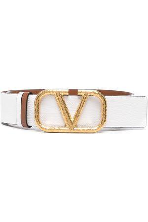 VALENTINO GARAVANI Mujer Cinturones - Cinturón con hebilla VLOGO