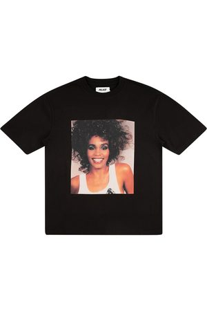 PALACE Hombre Playeras - Playera Whitney Houston