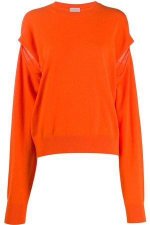 MRZ Mujer Suéteres - Suéter tejido con aberturas en las mangas