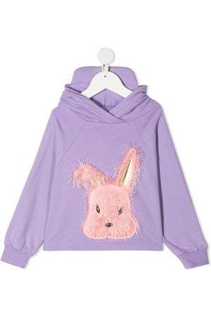 Wauw Capow by Bangbang Niña Con capucha - Hoodie Lucca Rabbit