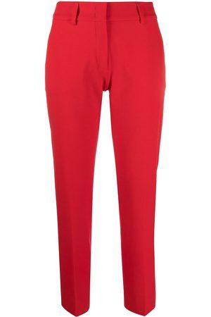 PIAZZA SEMPIONE Mujer De vestir - Pantalones con tiro medio