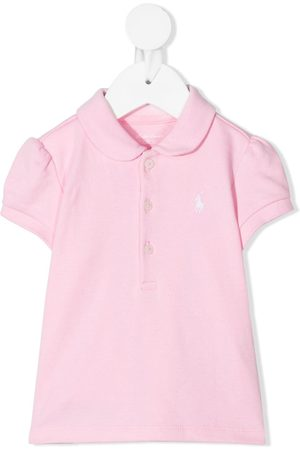 Ralph Lauren Polo con logo bordado