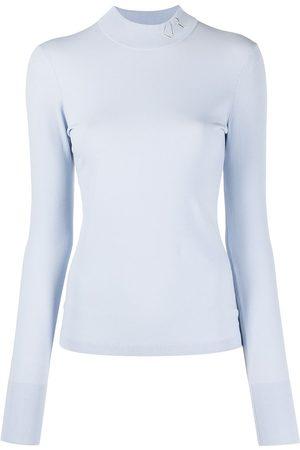 Karl Lagerfeld Suéter con logo