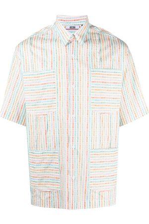 GCDS Hombre Manga corta - Camisa manga corta