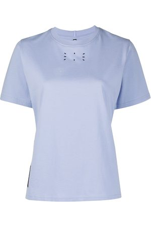 McQ Camiseta con estampado gráfico