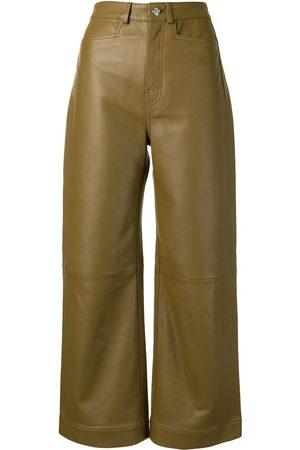 PROENZA SCHOULER WHITE LABEL Pantalones de corte ancho