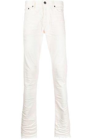 JOHN ELLIOTT Skinny jeans con tiro bajo