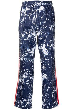 Ports V Pants con rayas laterales