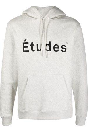 Etudes Sudadera con capucha y logo
