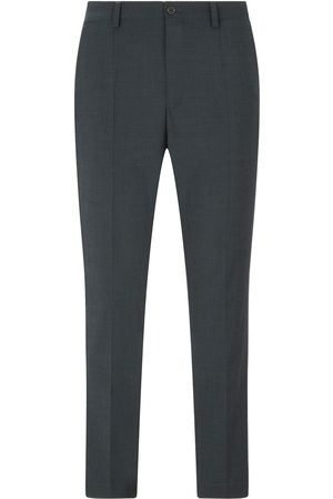 Dolce & Gabbana Hombre Chinos - Tapered leg chino trousers