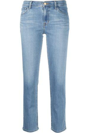 J Brand Mujer Jeans - Jeans capri con diseño de cinco bolsillos