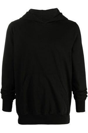 Rick Owens Reversed drawstring hoodie