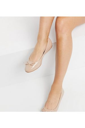 ASOS Wide Fit Lallie ballet flats in