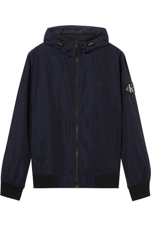 Calvin Klein Hombre Bomber - Essentials Hooded Bomber