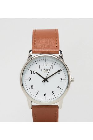 Limit Watch In Tan Exclusive To ASOS
