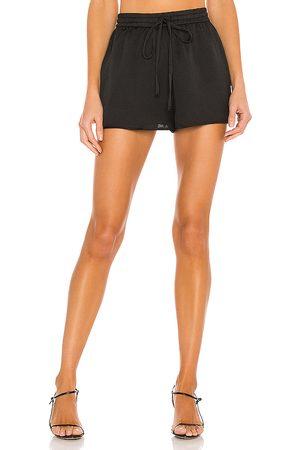 MAJORELLE Mujer Shorts - Sydney short en color talla L en - Black. Talla L (también en M, S, XL, XS, XXS).