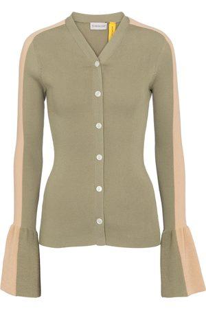 Moncler Genius 2 MONCLER 1952 cotton-blend cardigan