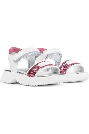 MONNALISA Niña Sandalias - Glitter sandals