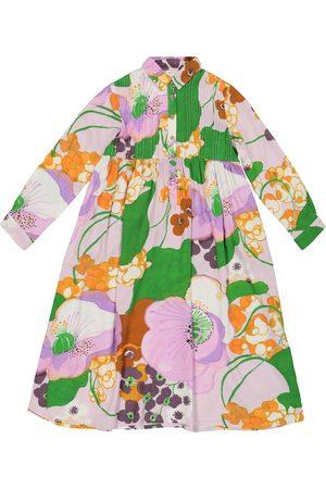 MORLEY Faiza floral shirt dress