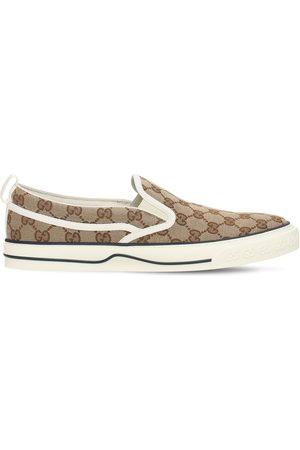 "Gucci Sneakers Slip-on "" Tennis 1977"""