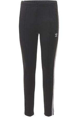 adidas Pantalones Deportivos Slim Fit Con Logo