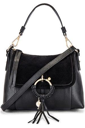 See by Chloé Mujer Bolsas de hombro - Bolso hombro joan en color talla all en - Black. Talla all.
