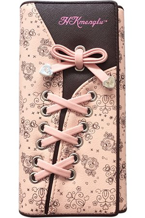 Newchic Mujer Bowknot Lovely Wallet Card Holders Phone Caso Para Iphone Xiaomi Samsung Sony Huawei