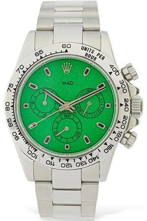 "MAD Paris Reloj ""rolex Co-lab Daytona"" 40mm"