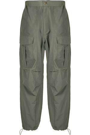Paria Farzaneh Hombre Cargo - Pantalones cargo con paneles
