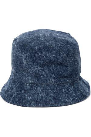 Isabel Marant Mujer Sombreros - Haley denim bucket hat