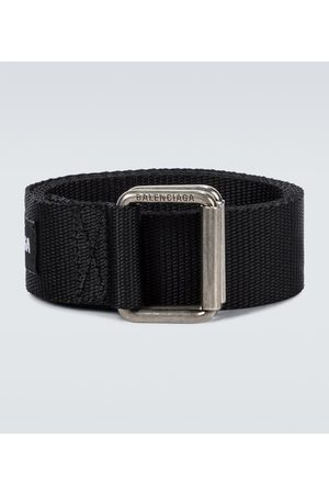 Balenciaga Hombre Cinturones - Army fabric belt