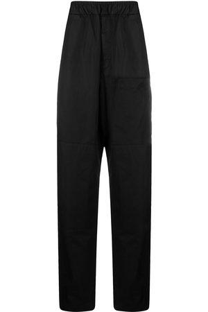 Jil Sander Hombre Anchos y de harem - Pantalones anchos con pretina elástica