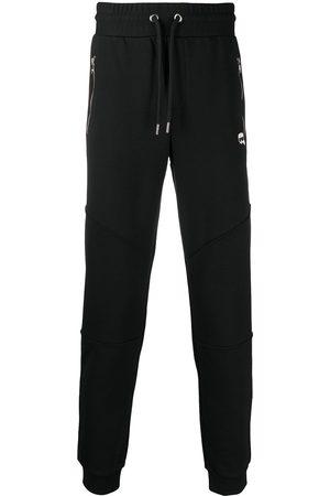 Karl Lagerfeld Pantalones biker Ikonik