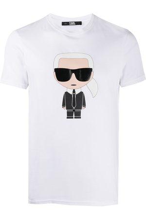 Karl Lagerfeld Playera Ikonik