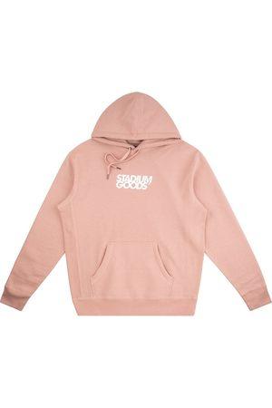 """Stadium Goods Stacked-logo hoodie """"Rose Pink"""""""