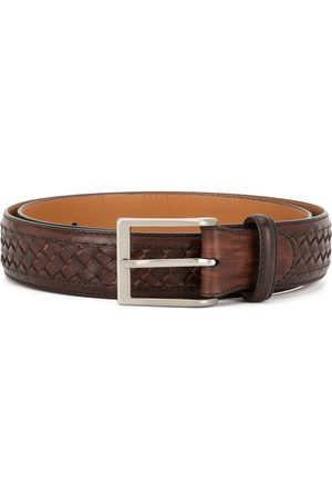 Magnanni Cinturón de tejido