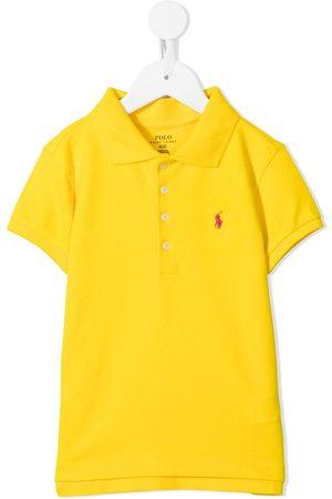 Ralph Lauren Vestido camisero estilo playera tipo polo