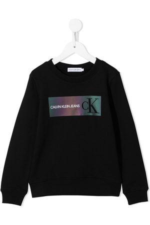 Calvin Klein Sudadera con logo estampado