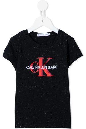Calvin Klein Playera con logo estampado