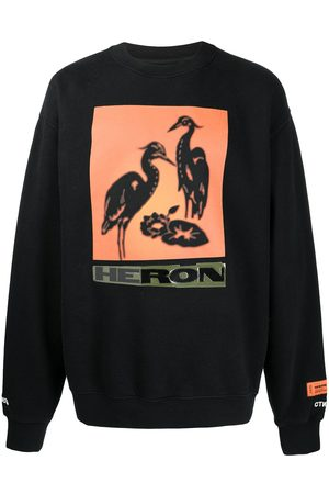 Heron Preston Graphic-print sweatshirt