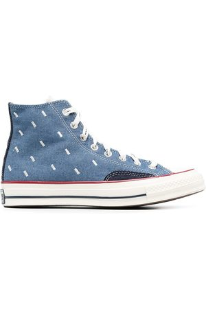 Converse Hombre Tenis - Printed lace-up trainers